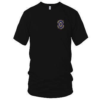 USMC Marines Air Support VMFA-212 Lancers - Military Vietnam War Embroidered Patch - Ladies T Shirt