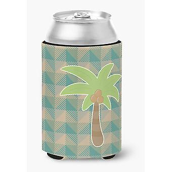 Carolines Treasures  BB7028CC Palm Tree Can or Bottle Hugger