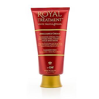 Chi Royal Treatment Brilliance Cream (Provides Firm Flexible Hold and Shine) - 177ml/6oz