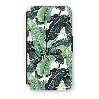 Samsung Galaxy S6 Flip Case - Banana leaves
