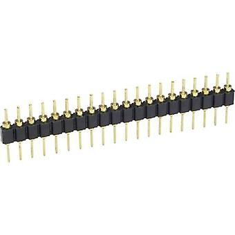 Pin strip (precision) No. of rows: 1 Pins per row: 20 econ connect PAKSN20G2 1 pc(s)