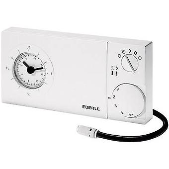 Indoor thermostat Surface-mount 24 h mode 10 up to 50 °C Eberle