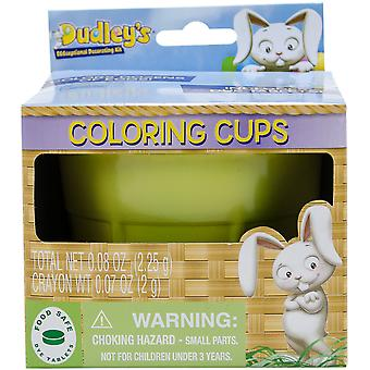 Dudley's Egg Dye Color Cups-   6131848