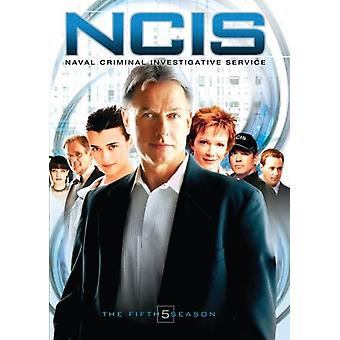 NCIS - Navy CIS: Staffel 5 [DVD] USA importieren