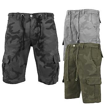 Urbains classics - armée de cargaison pour le travailleur Camo shorts