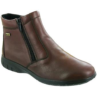 Cotswold Ladies Deerhurst leather Waterproof Ankle Boot Brown