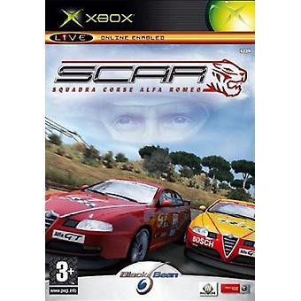S.C.A.R Squadra Corse Alfa Romeo (Xbox)