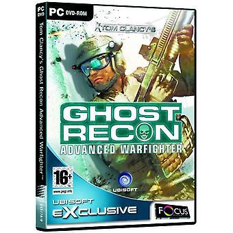 Tom Clancys Ghost Recon Advanced Warfighter (PC DVD)