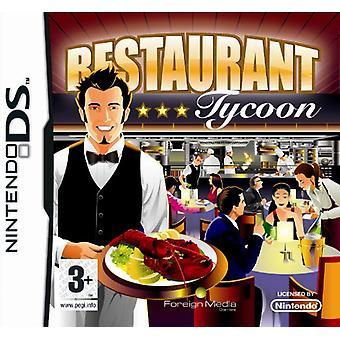Restaurant Tycoon (Nintendo DS)