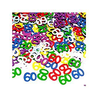 Confetti Assorted Colour '60'