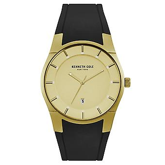 Kenneth Cole New York men's watch wrist watch silicone 10027722