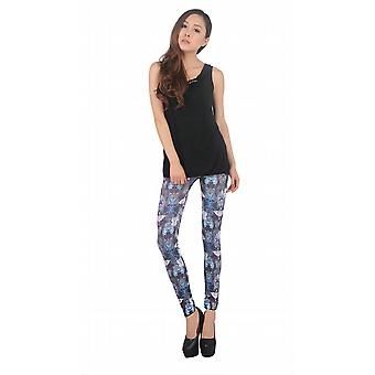 Waooh - Mode - Legging motif papillon