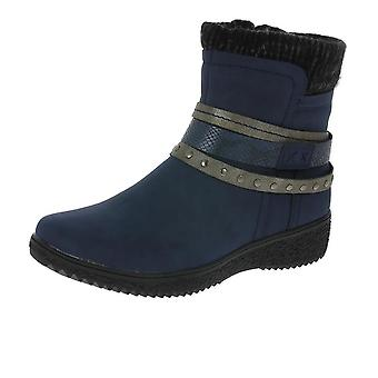 Heavenly Feet Nile Ankle Boots
