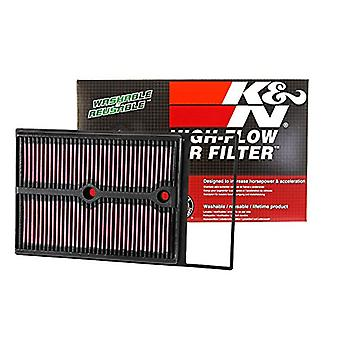 K&N 33-3044 Replacement Air Filter (Non-Carb Compliant)