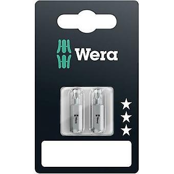 Torx bit T 10 Wera 867/1 Z SB SiS Tool steel alloy