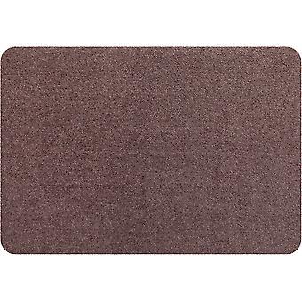 Salong lion mini matta nougat tvättbara liten fot matta