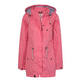 Lighthouse Fran Ladies Coat Scarlet