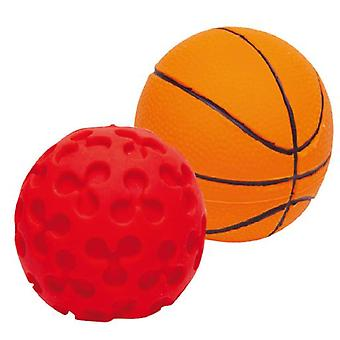 Creaciones Gloria Balls Latex Toys Sport boat 18Unds (Dogs , Toys & Sport , In latex)