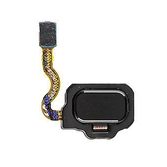 For Samsung Galaxy S8/S8 Plus hjem knap Flex kabel - sort