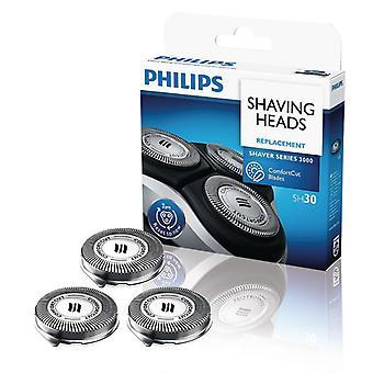 Philips rakhuvud varierar från SH30/50 reserven 1000 serien (s1xxx) / 3000 serien (s3xxx)