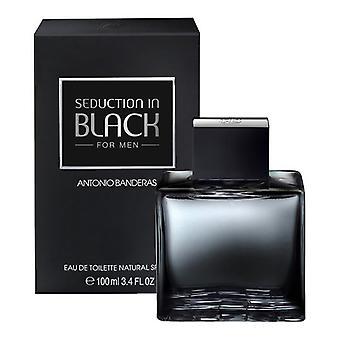Antonio Banderas Seduction in Black edt 100 ml