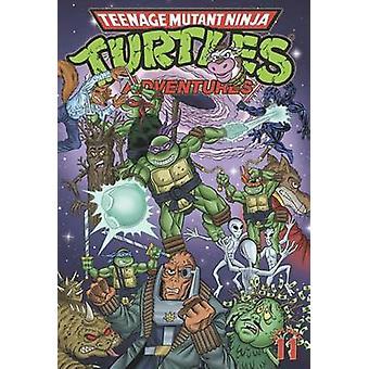 Teenage Mutant Ninja Turtles Adventures - volym 11 av Chris Allan - D