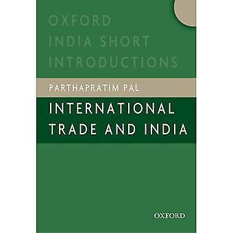 Internationell handel och Indien (Oxford Indien korta introduktioner serien)