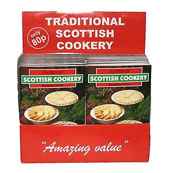 Traditional Scottish Cookery Book (Pack of 20)