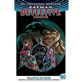 Batman: Detective Comics Vol. 1: Aufstieg von der Batmen