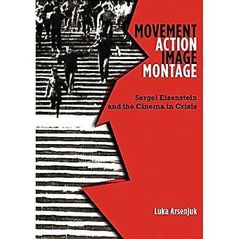 Bewegung, Aktion, Bild, Montage