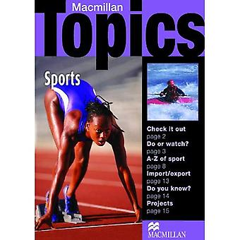 Macmillan Topics: Beginner Plus: Sports