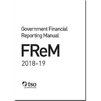 Government financial reporting manual 2018-19