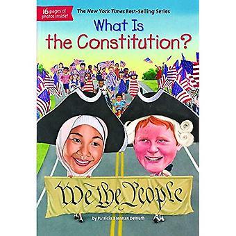 Co to jest Konstytucja? (Co to było?)