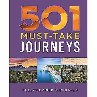 501 Must-Take Journeys (501� Series)