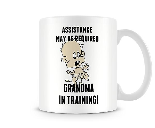 Grandma In Training Mug