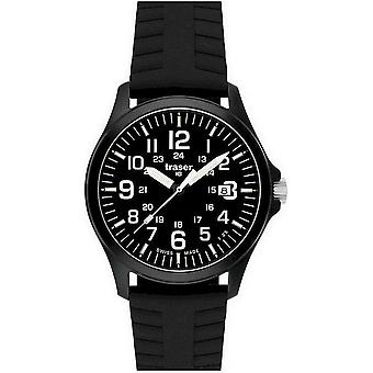 Traser H3 watch professional officer per P6704. YA0. I2. 01 103351