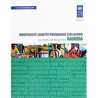 Beoordeling van de resultaten van de ontwikkeling - Namibië: evaluatie van het programma van de onafhankelijke land van UNDP bijdrage