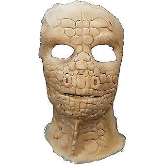 Lizard Foam Latex Face