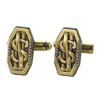 Fantastic Beasts and Where to Find Them Newt Scamander Cufflinks