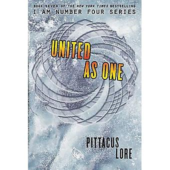 United as One by Pittacus Lore - 9780062387660 Book