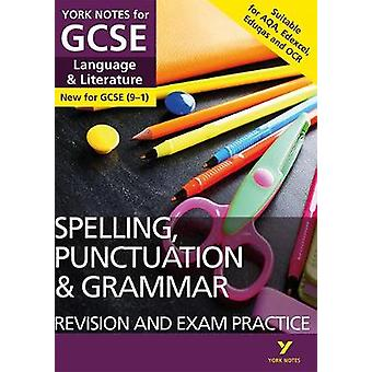 English Language and Literature Spelling - Punctuation and Grammar Re