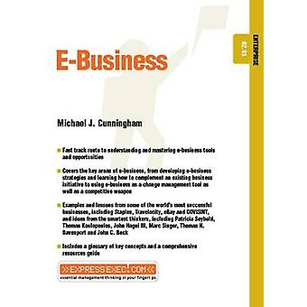 e-Business by Michael J. Cunningham - 9781841122120 Book