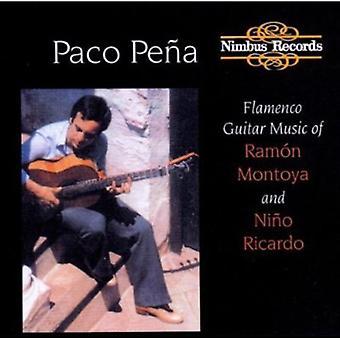 Montoya/Ricardo - Flamenco gitaarmuziek [CD] USA import