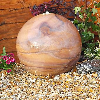 Deco Pak Eastern Drilled Natural Stone Water Feature - 50cm