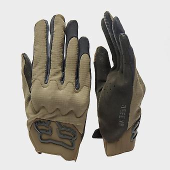 New Fox Defend D30® Lightweight Trail Riding Glove Brown