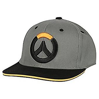 Baseball Cap - Overwatch - Blocked Logo Snap-Back j7246