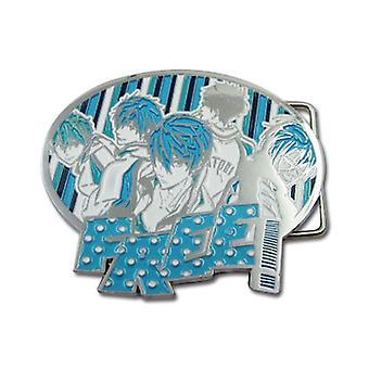 Hebilla de cinturón - ¡Gratis! - Nuevos Niños Metal Juguetes Anime Licenciado ge15520