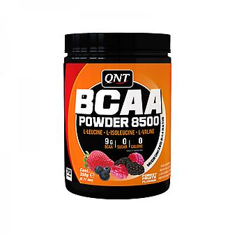 QNT BCAA 8500 Enhanced Energy & Recovery Amino Acid Powder - Forest Fruits
