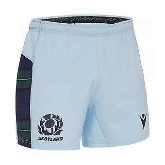 2019-2020 Skottland macron alternativa Rugby shorts (Sky)
