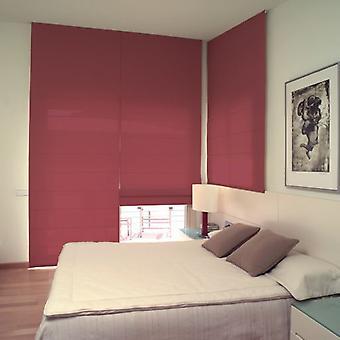 كاتن الأحمر الأساسية قابلة للطي العاصفة (زينة للنوافذ والستائر)